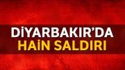 Diyarbakır'da hain saldırı: 4 şehit, 13 yaralı