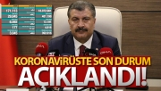 Türkiye'de son 24 saatte 29.845 koronavirüs vakası tespit edildi