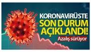18 Ocak 2021 koronavirüs tablosu açıklandı!