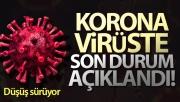 Türkiye'de son 24 saatte 5.856 koronavirüs vakası tespit edildi