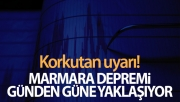 Marmara Depremi günden güne yaklaşıyor