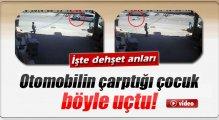 Bursa'da kaza Saniye Saniye Kamerada