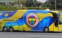 Fenerbahçe'ye saldırı !