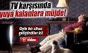 Tv Karşısında Uyuyakalanlara Müjde !