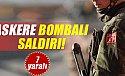 Mardin'de Tabur Komutanı Ile 6 Asker Yaralandı