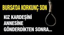 Bursa'da feci son!