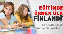 Finlandiya Eğitim Sisteminin Dünyadaki Başarısı