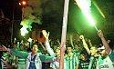 Bursa'da final coşkusu