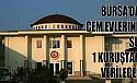Bursa'da Cem Evlerine Su 1 Kuruştan Verilecek