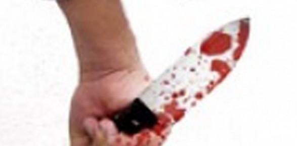 Vahşet! Genç kız boğazından bıçaklandı