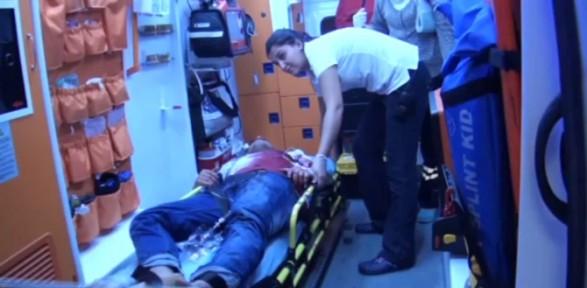 'yan Baktın' Kavgası: 10 Yaralı