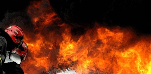 Yangın 25 Otobüsü Kül Etti