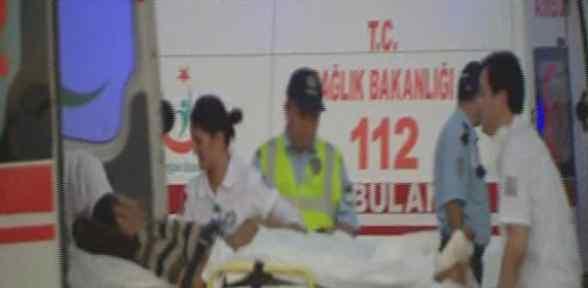 Yaralı Filistinliler Ankara'da