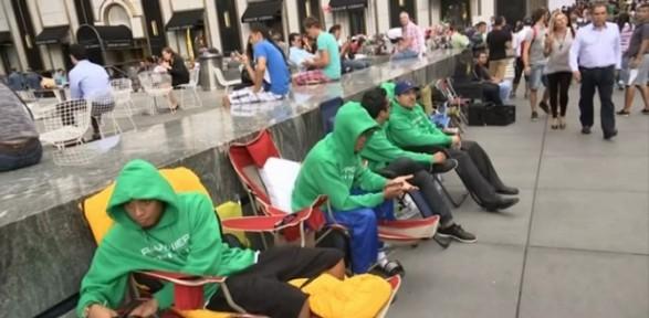 Yeni Iphone öncesi Bilindik Manzara