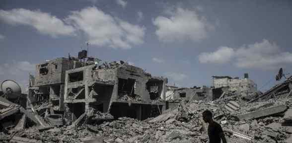 Yok Filistin Kendi Kendini Bombaladı !