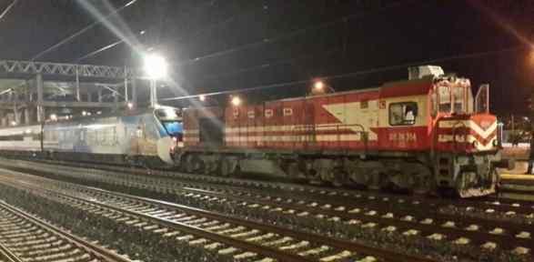 Yüksek Hızlı Tren Kocaeli'nde Arıza Yaptı