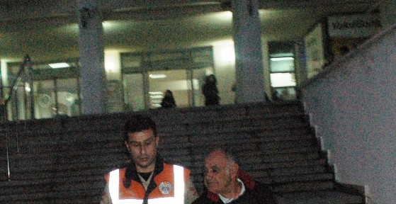 Yunan Kaptan Bodrum'da Tutuklandı