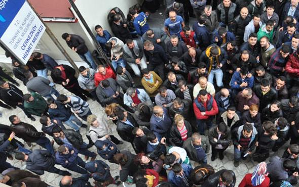 Yüzbinlerin beklediği haber kamuya binlerce kişi alınacak
