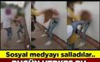 Genç kızların kavgası sosyal medyayı salladı