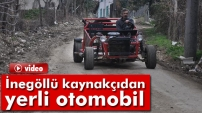 600 liraya yerli otomobil üretti!