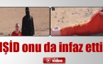 IŞİD, diğer İngiliz rehineyi de infaz etti