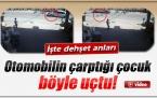 Bursa'da Karşıdan karşıya geçmek isterken araba çarptı