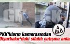 Diyarbakır'daki çatışmanın görüntüsü Youtube'da