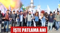 Ankara'daki Patlama Anının Görüntüsü Ortaya Çıktı